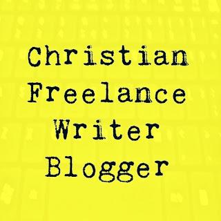 Christian freelance writer blogger