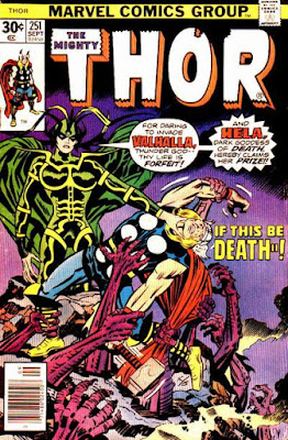 Thor #251, Hela is back
