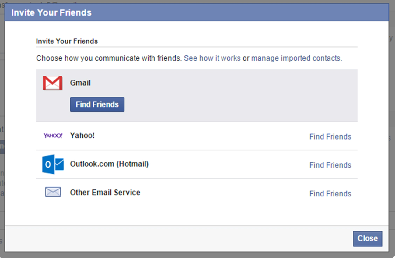 how to add friends on gmail account