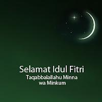 SMS Ucapan Lebaran Hari Raya Idul Fitri (TERBARU)