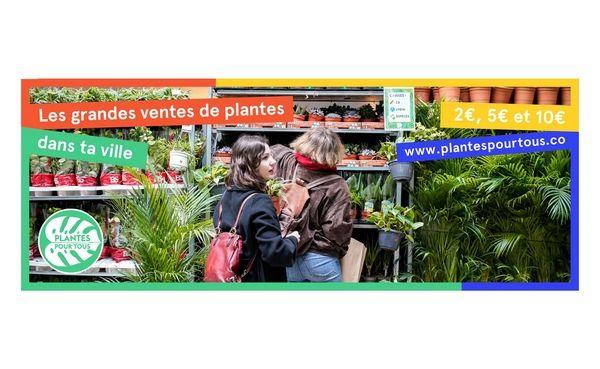 Plantes pour Tous à petit prix à Marseille ! Blog