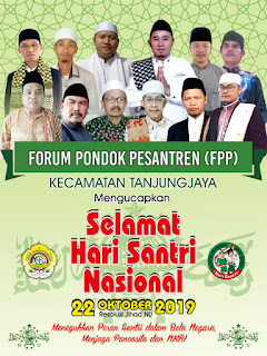 banner forum pondok pesantren