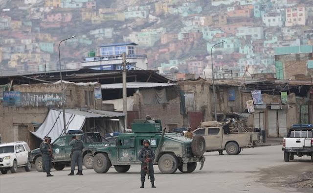 Fidayeen attack on gurudwara in Kabul, coronanvirus