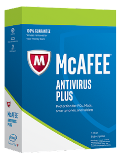 McAfee Antivirus Plus 2017 Download