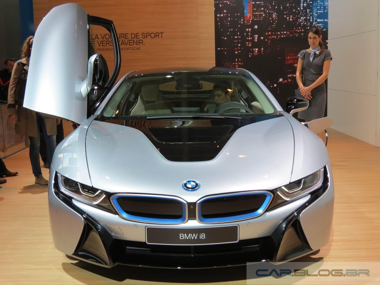 Bmw I3 E Bmw I8 Feitos Para Mostrar Consci 234 Ncia Ambiental Car Blog Br
