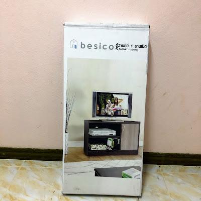 besico ตู้วางทีวี