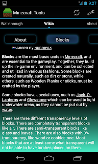 minecraft android wiki
