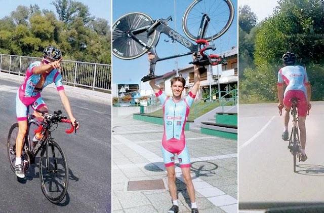 साइकिल से महज 24 घंटे में नाप दिए सात देश, गिनीज वर्ल्ड रिकार्ड में दर्ज कराया नाम