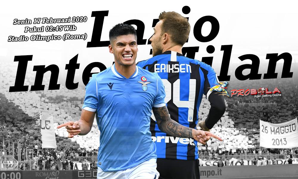 Prediksi Lazio vs Inter Milan 17 Februari 2020 - prediksi ...