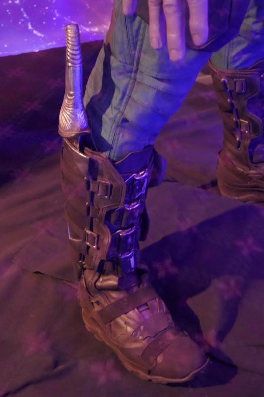 Avengers Infinity War Drax costume boot