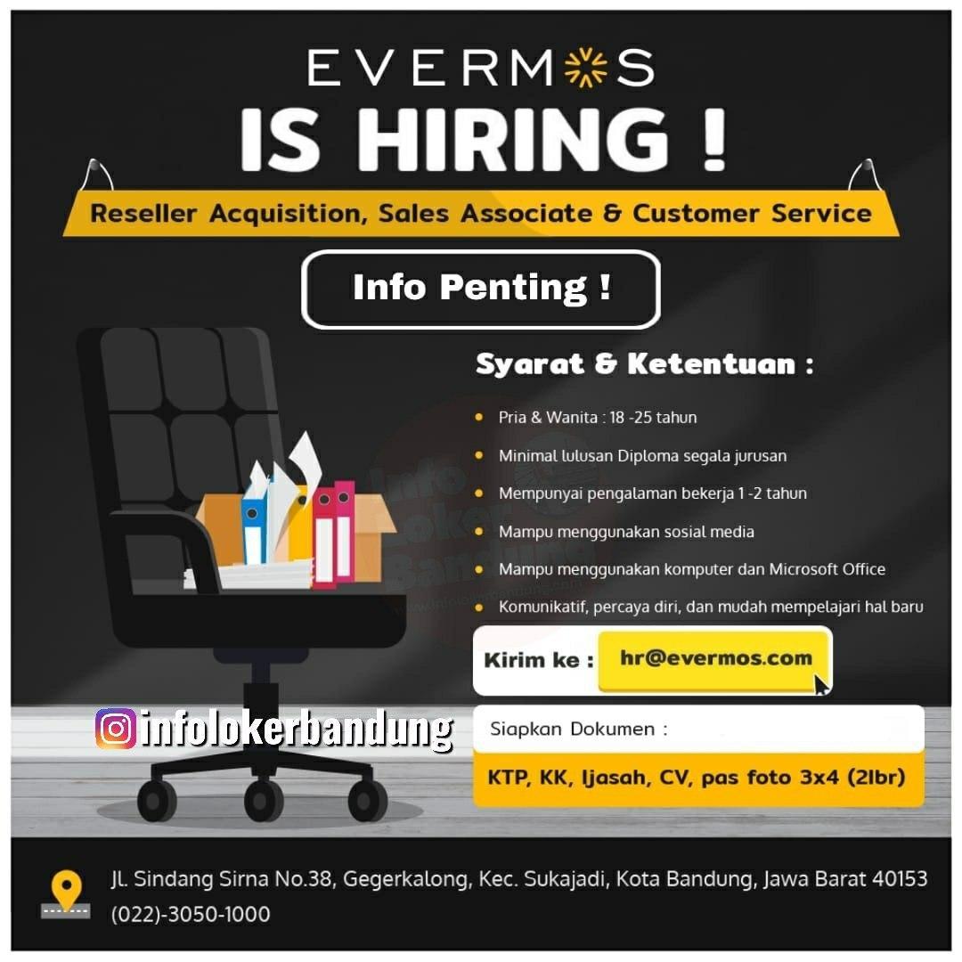Lowongan Kerja Evermos Bandung Februari 2020