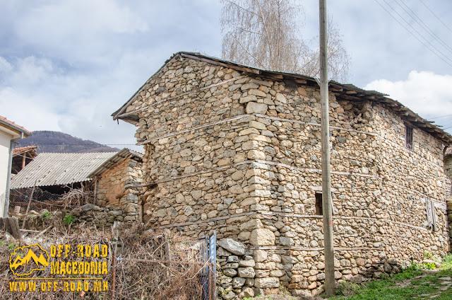 Ruined house, #Brajcino village, #Prespa region, #Macedonia