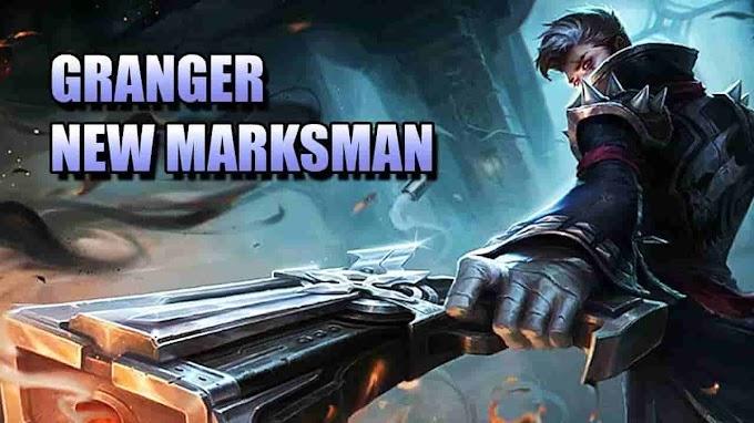 Best Granger Build New Hero Marksman - Easy Maniac !!