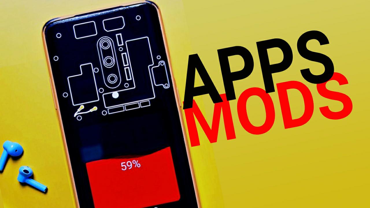6 Nuevas Apps MODS Llegan Para Android