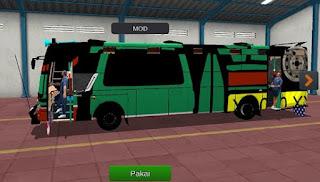 Mod Buss klasik