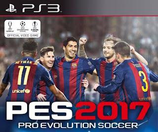 Pro Evolution Soccer 2017 PS3 - DUPLEX
