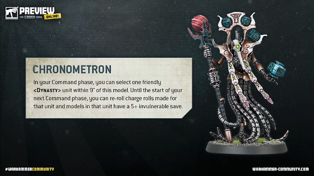 Chronometron Necron