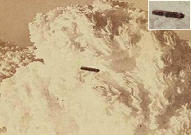 UFO News -  Cylinder UFO Seen On Live NASA Camera plus MORE UFO%252C%2B1870%252C%2Bnews%252C