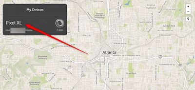 How to track your phone's location