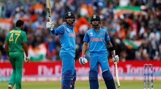 India vs Pakistan 4th Match ICC CT 2017 Highlights