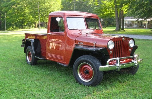 Gary Collins' Willys 2x4