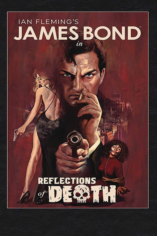 Cover of James Bond: Reflections of Death HC