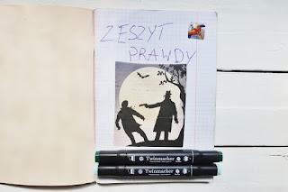 Co zrobić z pustym zeszytem pomysły na pusty zeszyt diy inspiracje