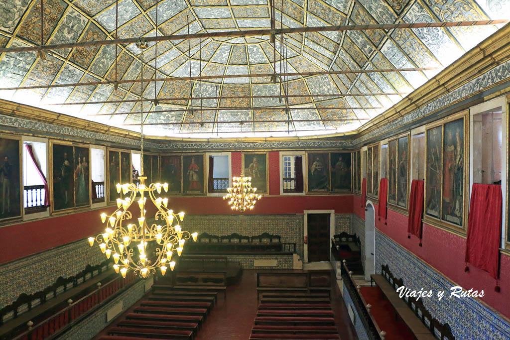 Sala de los Capetos, Universidad de Coimbra