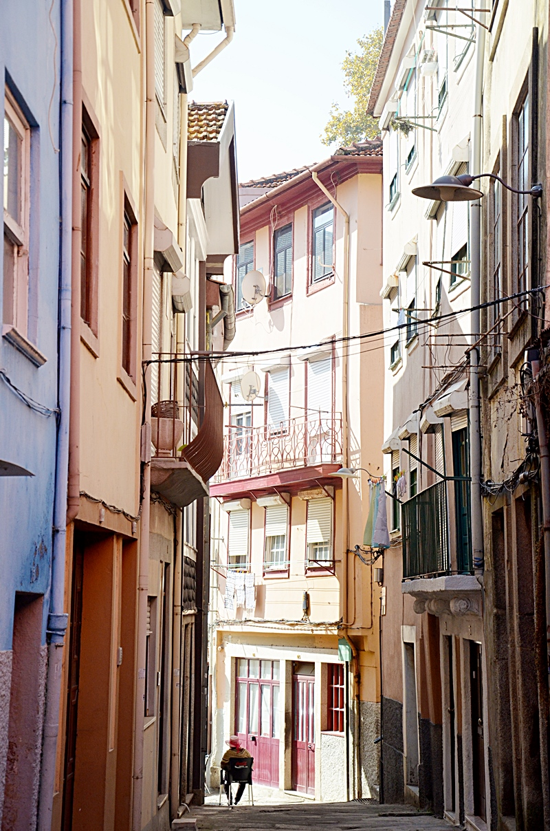Porto, azulejos, Portugalia, francesinha, Ribeira, rabelo boat, weekend, zwiedzanie, kocham Porto, Douro, wąskie uliczki, Matosinhos