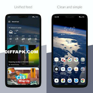 NewsFeed Launcher Apk v9.0.530 [Paid]