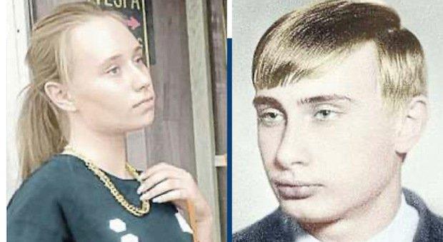"""Russia: su Instagram appare l'account della presunta """"figlia segreta"""" di Putin"""