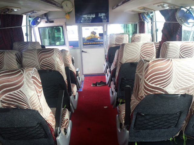Jomsom Kathmandu jomsom bus reservation by the Kathmandu jomsom Bus agency