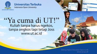 Universitas Terbuka - UT Indonesia