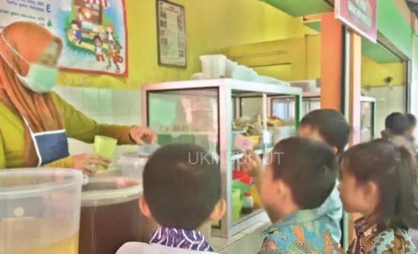 31 Bisnis Jajanan Anak Sekolah Dasar Modal Kecil | UKMSUMUT