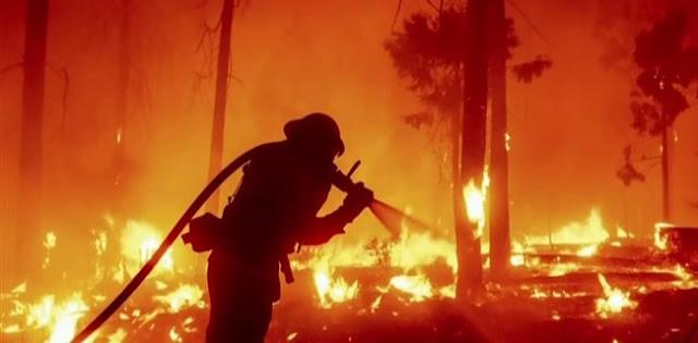 Kebakaran Oregon Terus Memakan Korban Jiwa, Pejabat Khawatir Adanya Kematian Massal