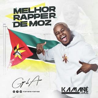 Kamané Kamas ft. DJ Pyto - Melhor Rapper de Moz