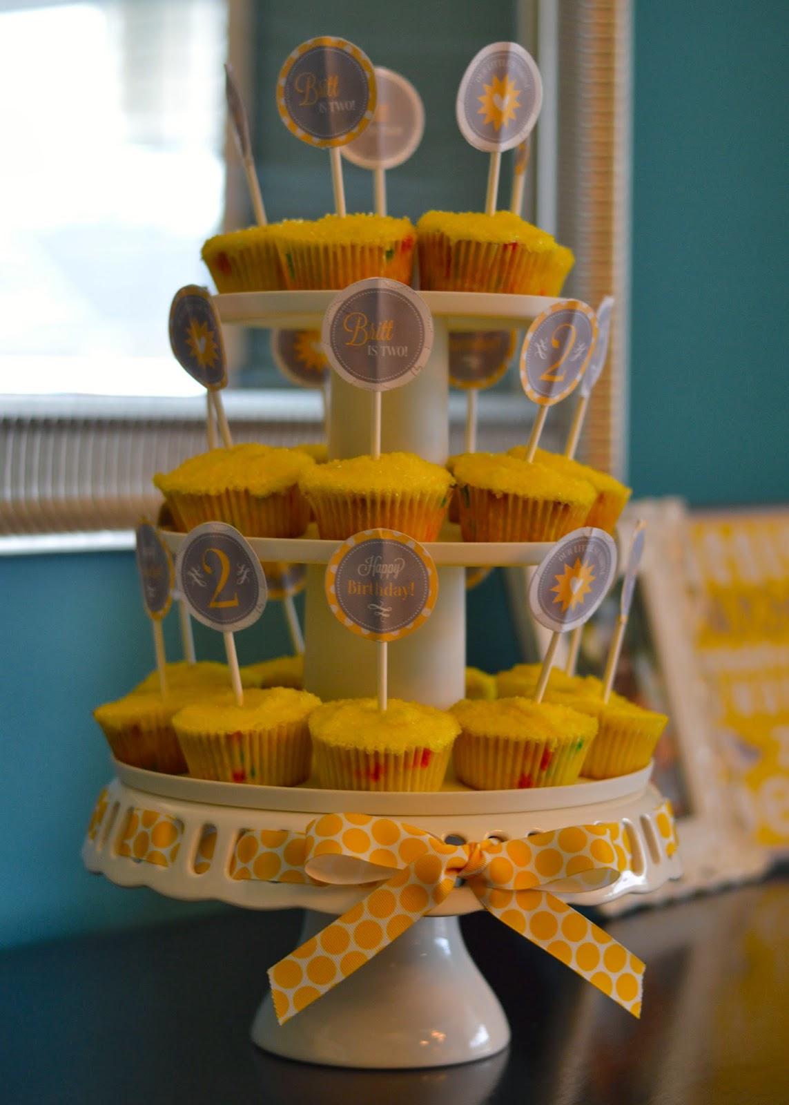 sunshine birthday party ideas decor