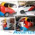Branding  Toyota Avanza Icon+