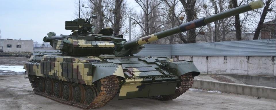Харьковський завод передав армії танки Т-64БВ