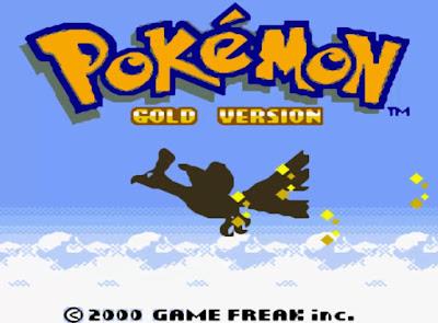 Pokemon Gold Sinnoh para GBC Imagen Portada