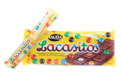 Chocolate de Lacasitos