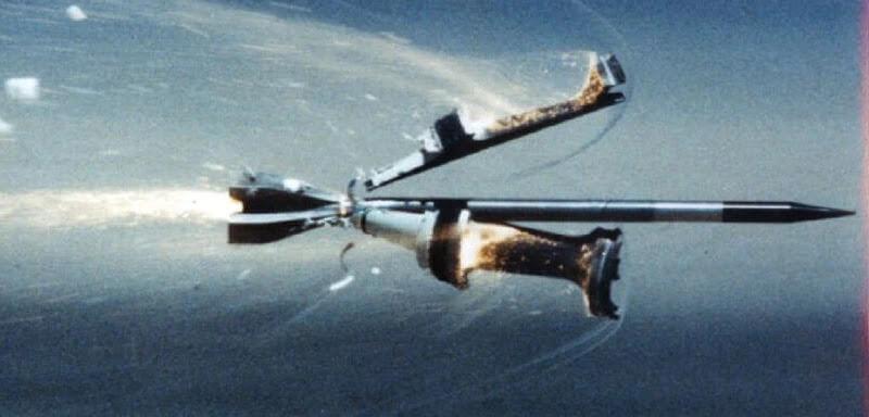 Підкаліберний бронебійний снаряд: Історія з анатомією