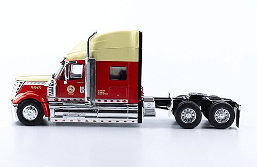 International Lonestar 1:43 united, camiones 1:43, camiones americanos 1:43, coleccion camiones americanos 1:43, camiones americanos 1:43 altaya españa