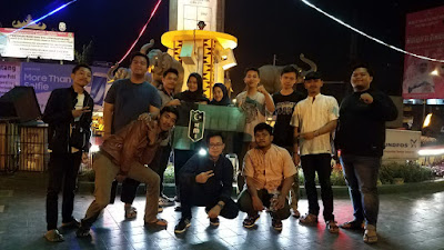 HMI Cabang Bandar Lampung Komisariat Ekonomi Unila Gelar Sahur On The Road