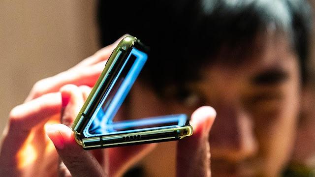الهاتف Galaxy Fold 2 سيصنع على الأرجح من زجاج UTG لحماية الشاشة