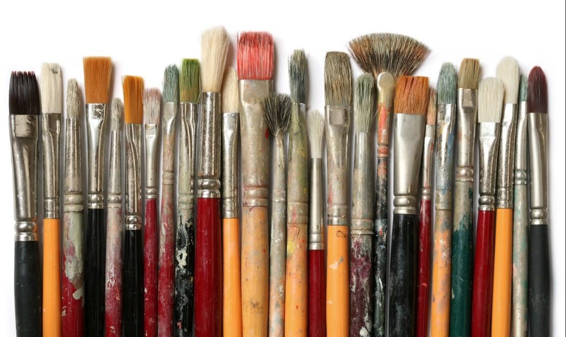 Cara Menjaga Kuas Lukisan Minyak Anda dalam Kondisi Sangat Baik