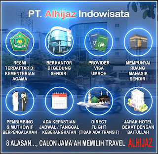 Travel Alhijaz Indowisata