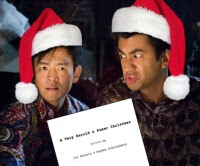 A Very Harold and Kumar Christmas o filme