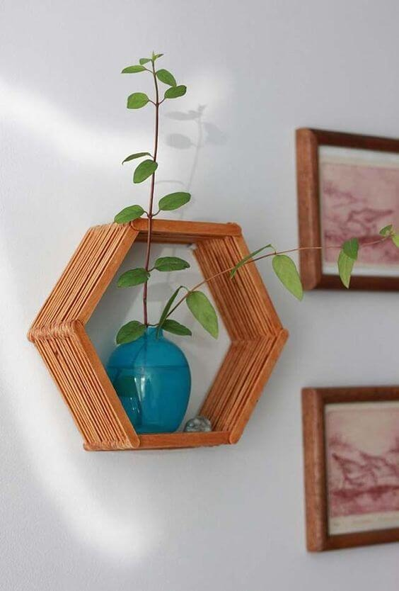 Easy crafts to do to decorate your home