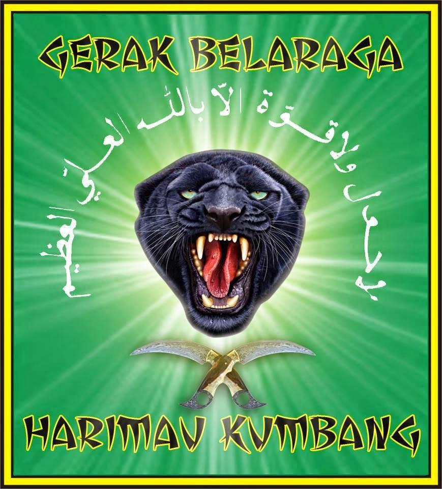 Harimau Kumbang Pc Pagar Nusa Pati